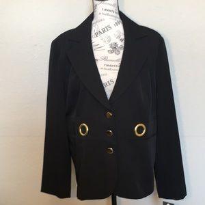 New York Clothing Company NWT blazer sz XL